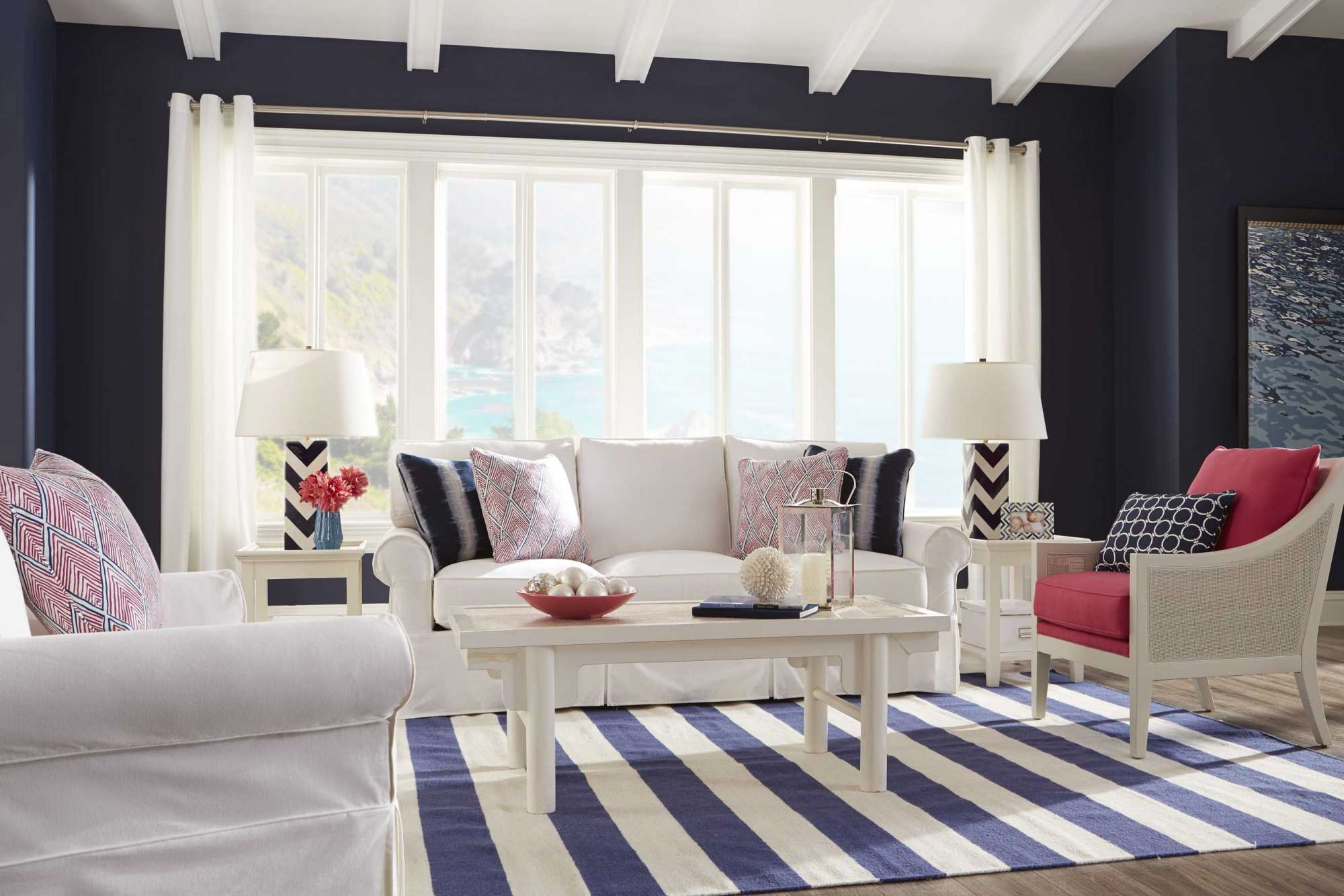 Transitional Casual Modern