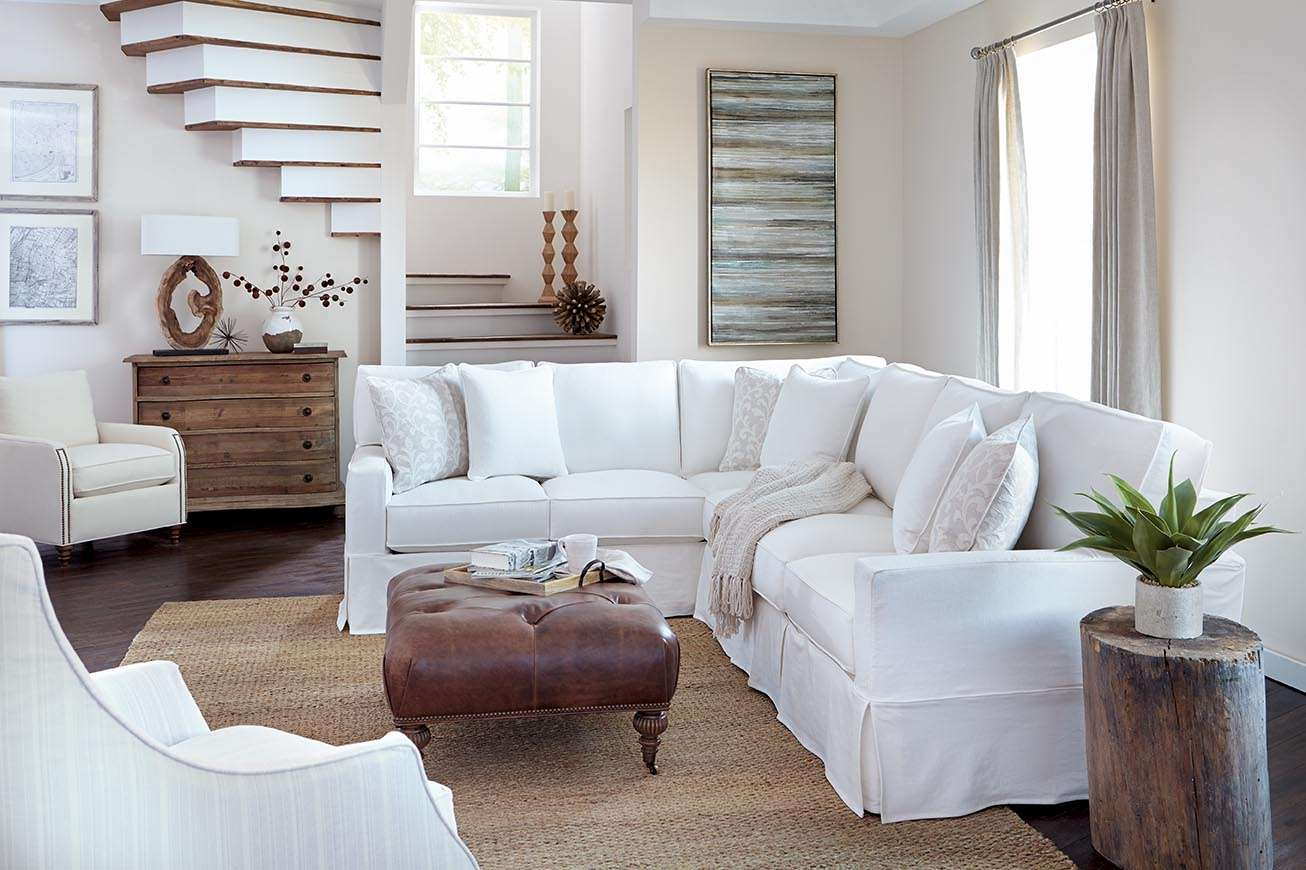 1. Custom Upholstery Furniture   Slipcover Sofas  Chairs and More