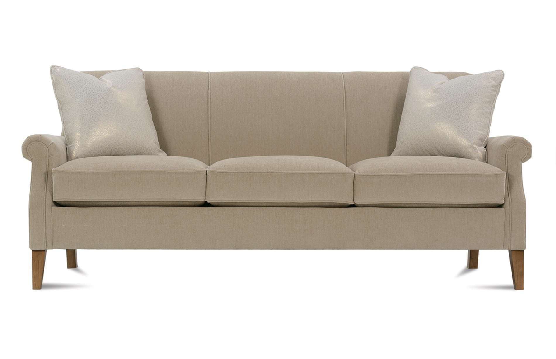 Channing Sofa  Rowe Furniture  Rowe Furniture