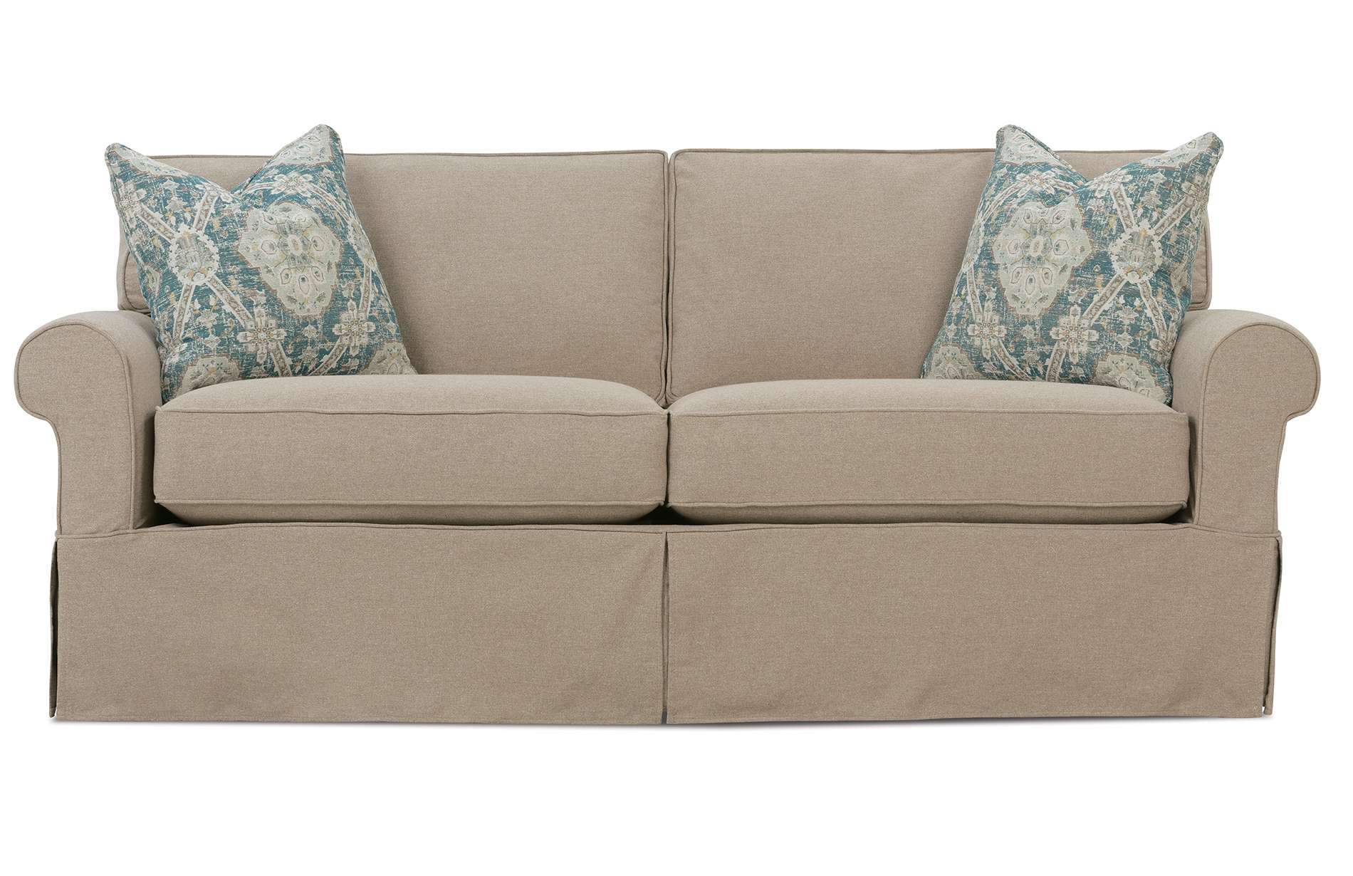 Nantucket Two Cushion Sofa