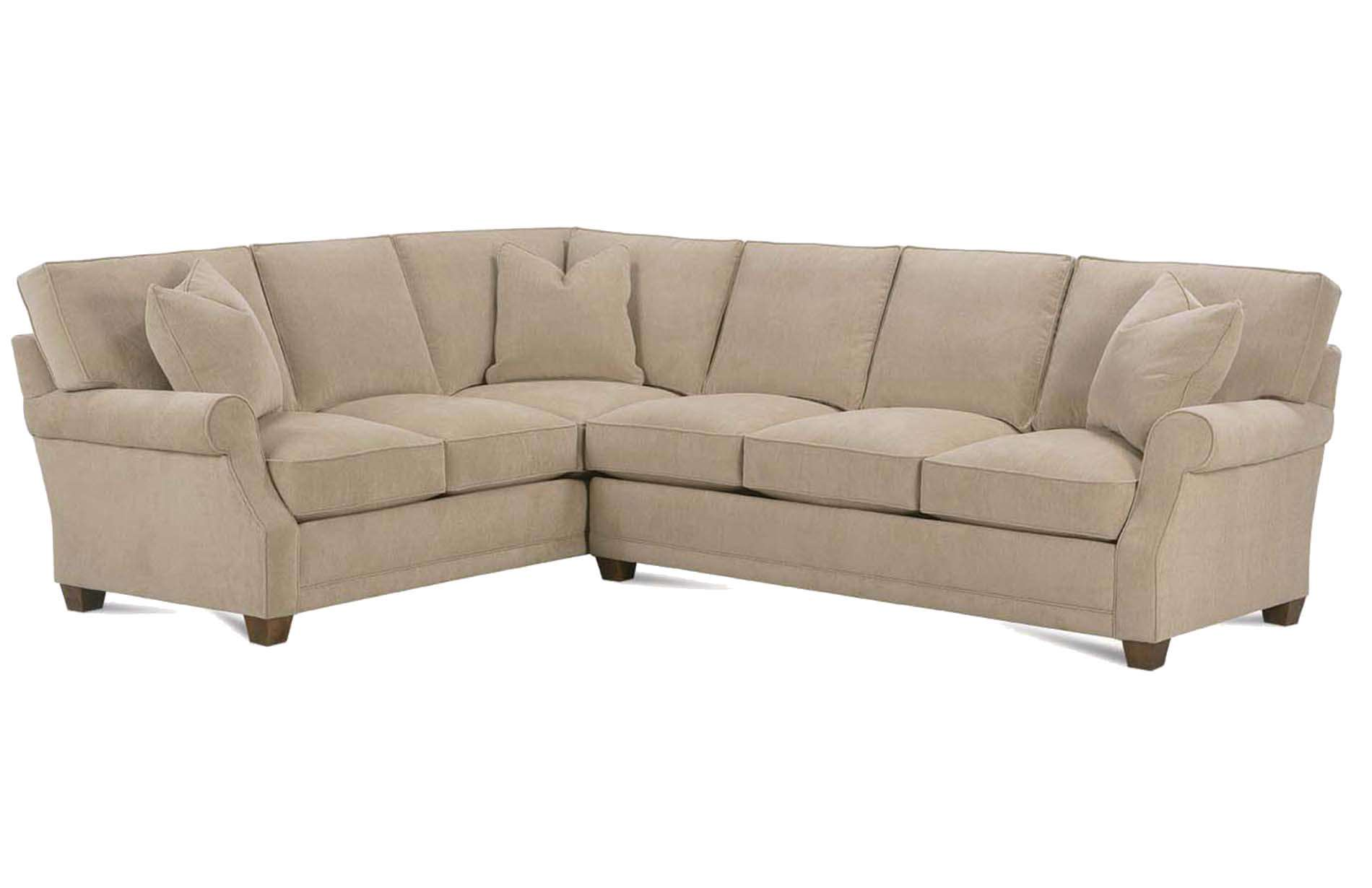 Baker Sectional  Rowe Furniture  Rowe Furniture