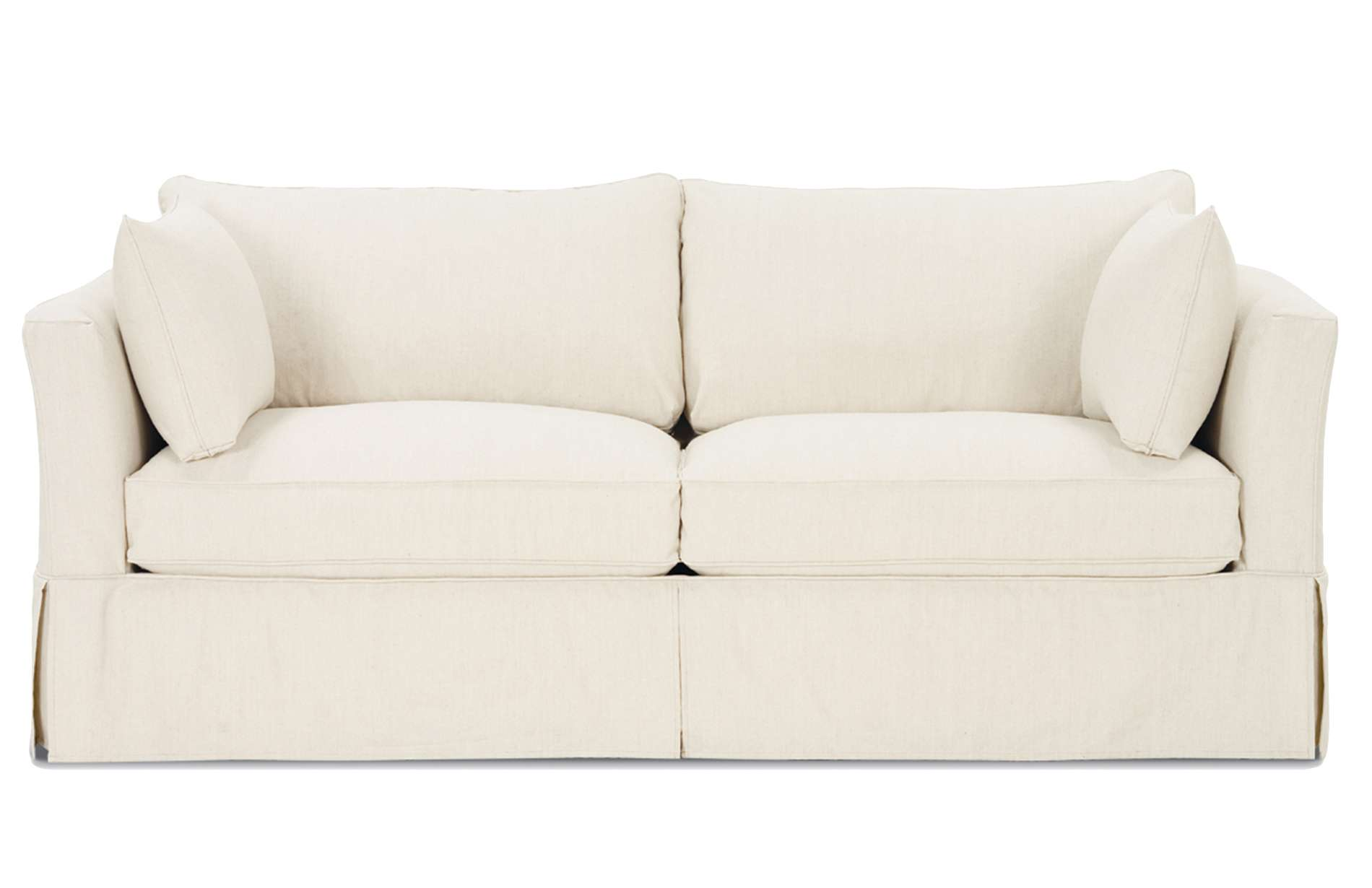 Dalton Slipcover Sofa | Rowe Furniture | Rowe Furniture