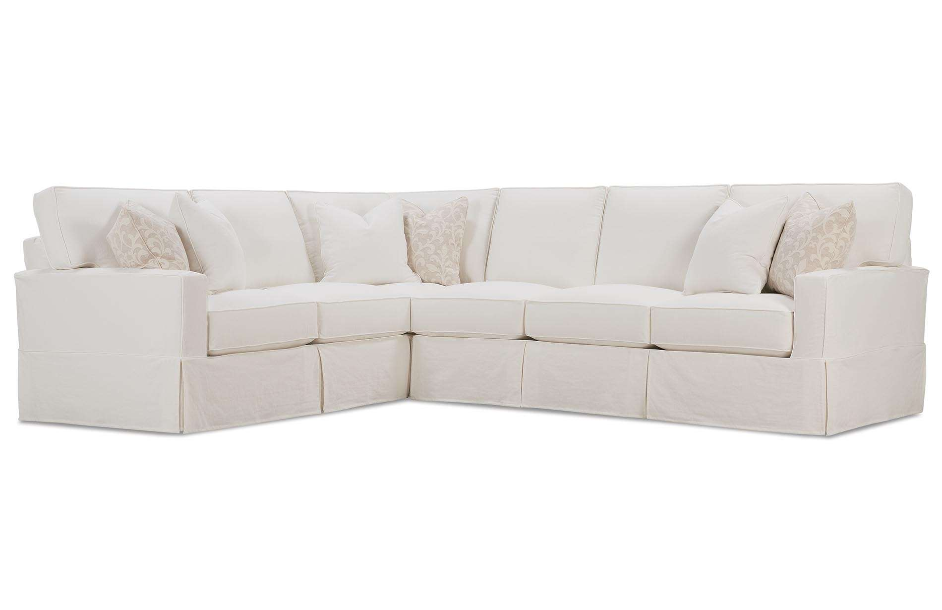Easton Track Arm Sectional