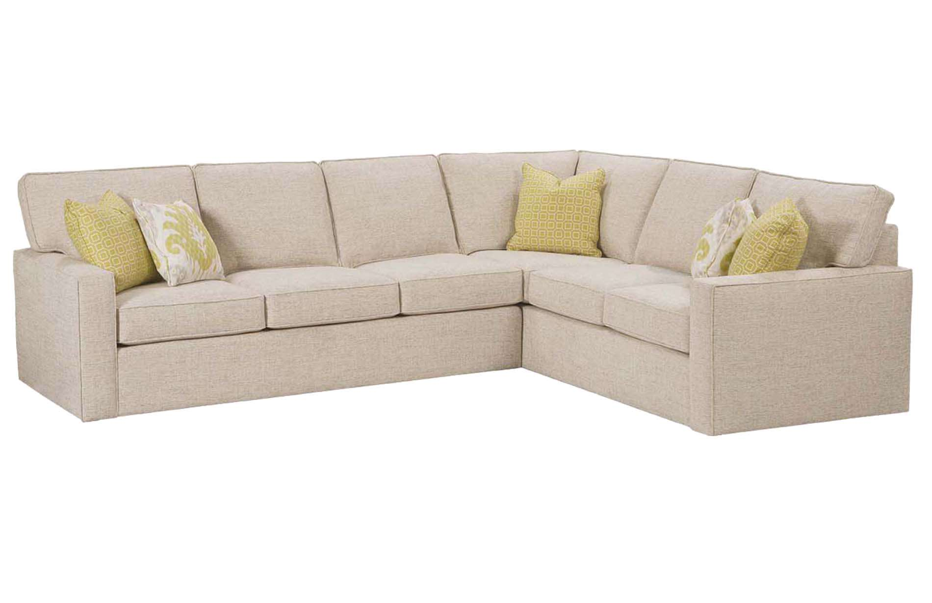 Monaco Sectional Sofa